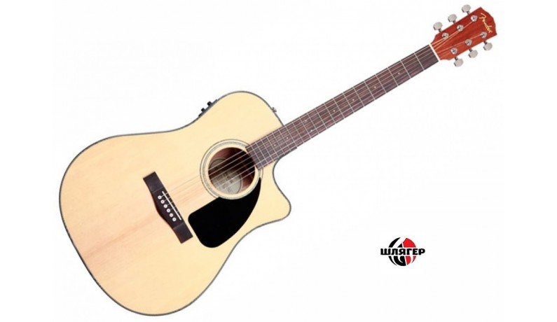 FENDER CD60CE NАT Електроакустична гітара