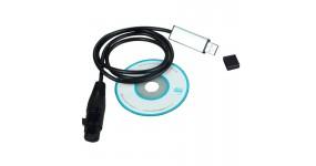 SH USB-DMX  Інтерфейс DMX 512