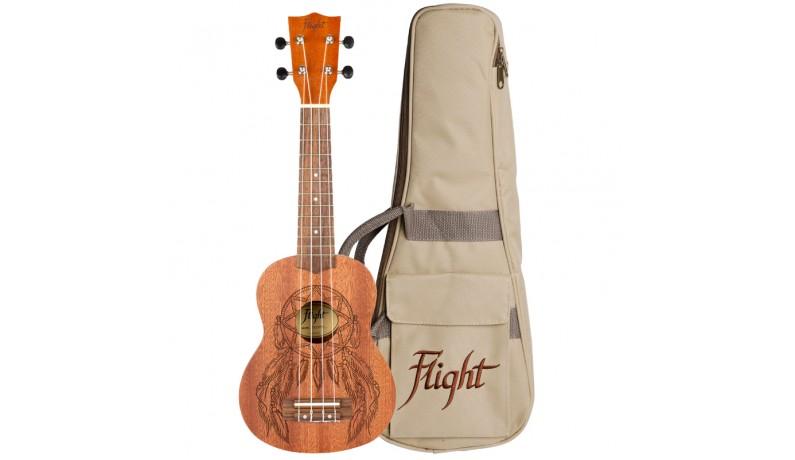 FLIGHT NUS-350 Укулеле сопрано