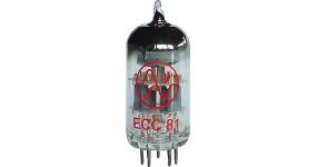 JJ ELECTRONIC ECC81 (12AT7) Лампа для комбопідсилювача