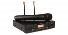 AUDIO-TECHNICA ATW2120b Радіосистема UHF 655-680MHz один ручний мікрофон