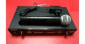 BIG 89 Радіосистема UHF 510-670MHZ, Один ручний мікрофон!!!