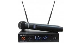 AUDIX AP41OM2B Радіосистема UHF 554–586 МГц один ручний мікрофон OM2