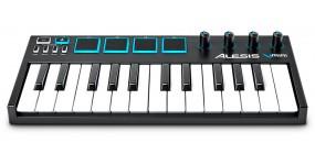 ALESIS VMini MIDI клавіатура 25 міні дин. клавіш