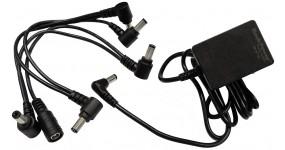 ROCKPOWER RP NT 50 EU Блок живлення для педалей 9В, 1300мА + кабель живлення