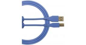 UDG Ultimate Audio Cable USB 2.0 A-B Blue Straight 1m Готовий кабель USB A-B