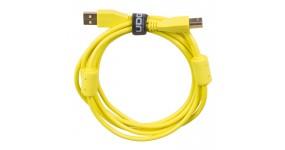UDG Ultimate Audio Cable USB 2.0 A-B Yellow Straight 1m Готовий кабель USB A-B