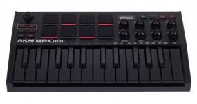AKAI MPK MINI MK3 Black MIDI клавіатура USB 25 клавіш
