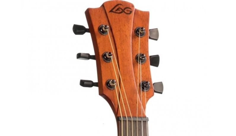 LAG Tramontane T77J Акустична гітара