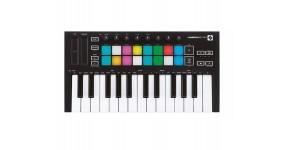 NOVATION LaunchKey Mini MK3 MIDI клавіатура 25 міні клавіш