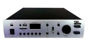 4all Audio PAMP-60-2Z Підсилювач трансляційний, 60Вт, 2 зони