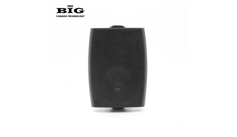 "BIG MSB510-100V BLACK Акустична система трансляційна настінна 5,5""+1"""