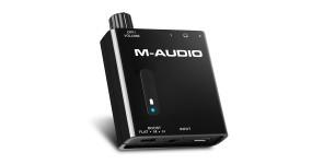 M-AUDIO BASSTRAVELER Підсилювач для бас-гітари (для навушників)