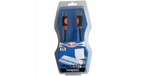 BESPECO SiLOS SLAB300 Готовий цифровий кабель USB A Male - B Male 3 м.