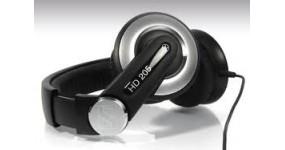 SENNHEISER HD205 WEST Навушники для DJ закриті 14-20000Hz, 32Ом., 112дБ