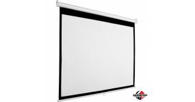 """AV SCREEN 3V100MMV(4:3;100"""")Matte White Екран для відеопроектора настінний ручний діагональ 100"""", розміри 203*152см., матовий білий"""