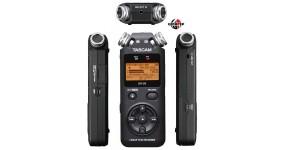 TASCAM DR05 Рекордер цифровий портативний X/Y стерео мікрофони, WAV/MP3, лімітер, micro SD 4GB, USB2.0