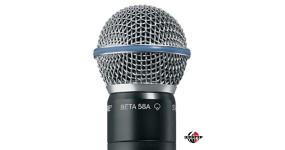 SHURE RPW118 Головка до безпровідної версії мікрофона Beta58A