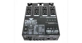 CHAUVET DMX4LED Диммер 4х1150Вт