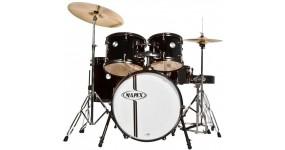 MAPEX VR5244BSW Ударна установка комплект з 5-ти барабанів із стійками BD2216,TT1008,TT1209, FT1414,SN1455, 4PCSHW, колір SW