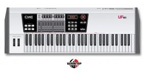 CME UF60* MIDI клавіатура 61 клавіша