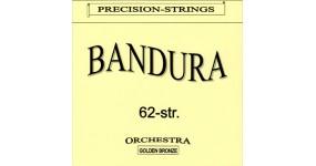 SOLID БНД62-30207GB Струни для бандури 62 струни, мідь