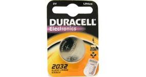 DURACELL® 2032 Елемент живлення літієвий спец.3V