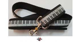ALBERTS GIFTS 73453 Pet Leash Keyboard Сувенір повідок для тварин