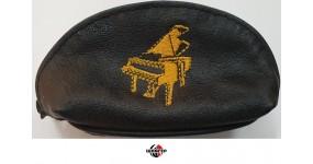 ALBERTS GIFTS 46501 Leather Keychain Сувенір сумочка для ключів